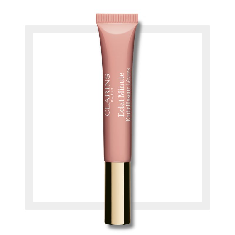 Lūpų blizgesys Clarins Instant Light Natural Lip Perfector